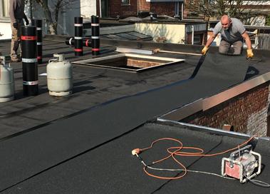 roofing aanleggen dakwerken