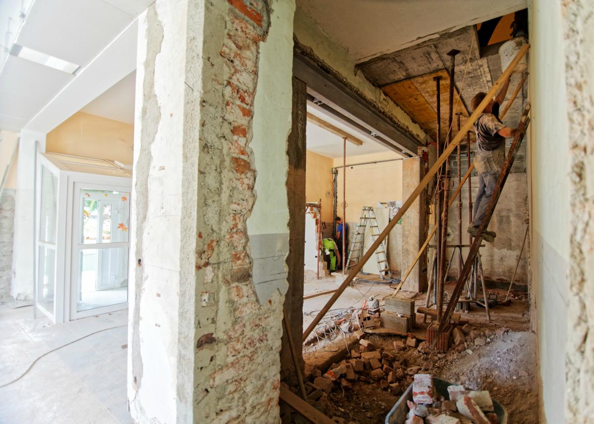 haal het meeste voordeel uit uw renovatie